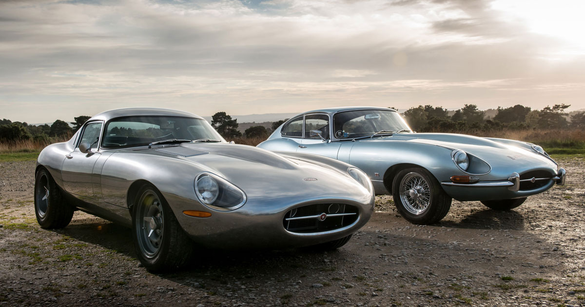 Welcome To Eagle   Eagle E Types, The Eagle Speedster And The Low Drag GT
